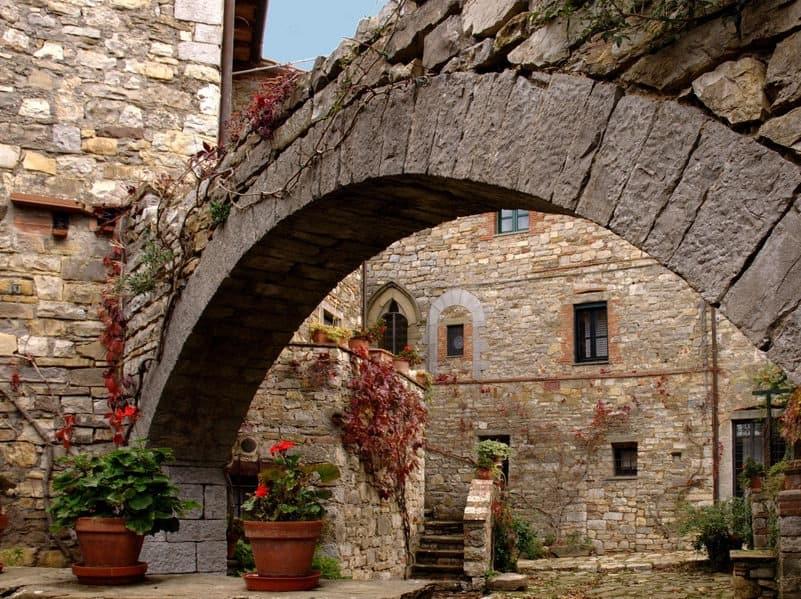 Greppolischieto, een schilderachtig pareltje vlakbij Montegiove