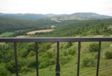 Cinema-Balkon-Uitzicht