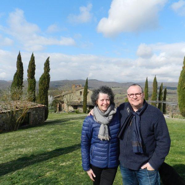 Vakantie in Umbrië Martin en Leonie vertellen