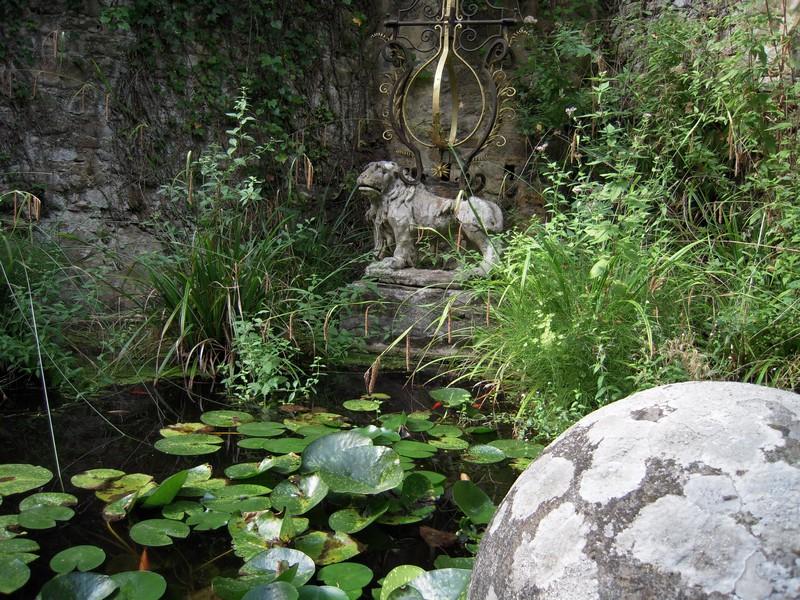 De hortus conclusus van La Scarzuola, droomplek in de Umbrische heuvels