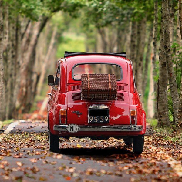 Emigreren naar Italie met een Fiat 500