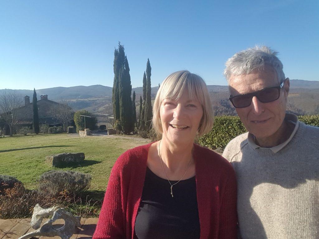 We zijn zo blij dat we geen bed and breakfast zijn begonnen in Italië