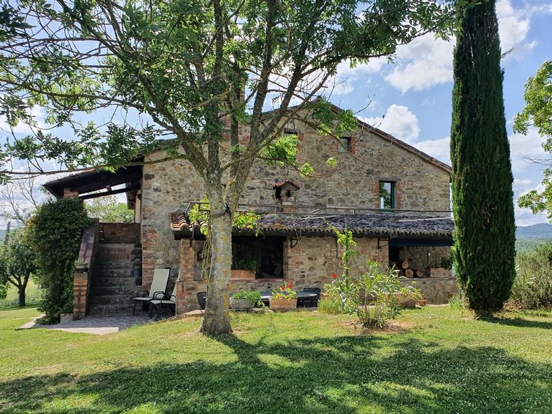 Coronaproof appartement in Umbrië boeken voor 5 personen