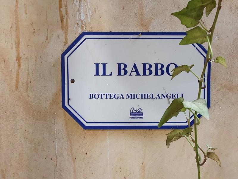 Een van onze tips voor Orvieto in Umbrië is het bezoeken van de Bottega di Michelangeli