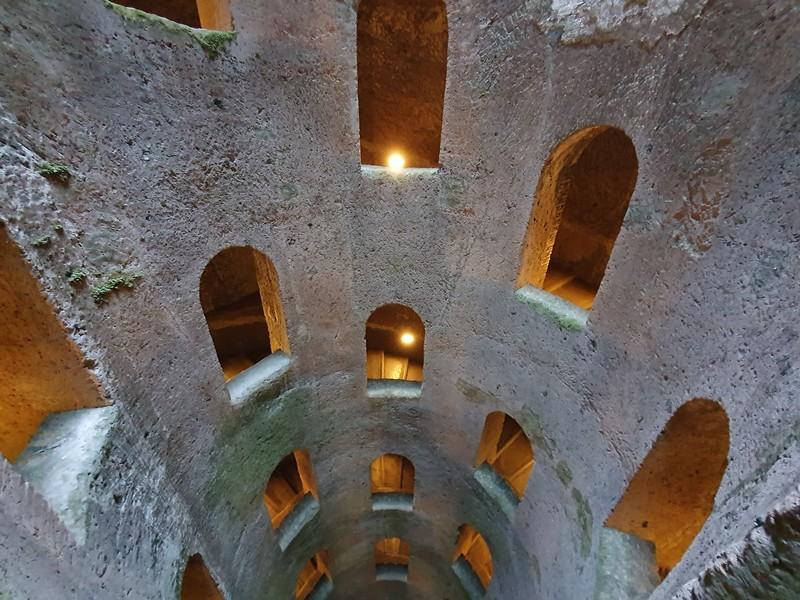 Umbrië ontdekken. Onze tip voor Orvieto is een bezoek aan de Pozzo di San Patrizio