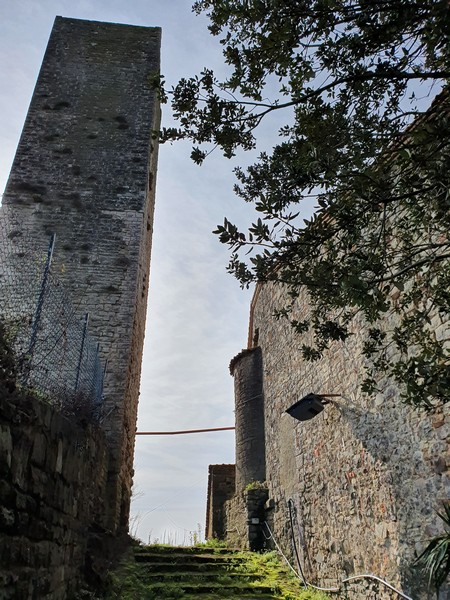 Umbrië ontdekken met onze tips voor Rotecastello: in deze toren werden veroordeelden gespietst
